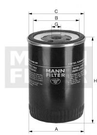 WK 962/13 Fuel Supply System Fuel filter