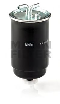 WK 842/3 Fuel Supply System Fuel filter