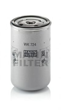 WK 724 Fuel Supply System Fuel filter