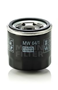MW 64/1 Lubrication Oil Filter
