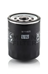 W 1140/5 Lubrication Oil Filter