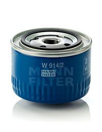 W 914/2 Lubrication Oil Filter