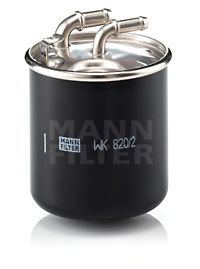 WK 820/2 x Fuel Supply System Fuel filter
