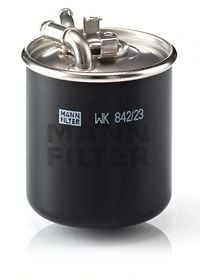 WK 842/23 x Fuel Supply System Fuel filter