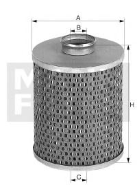 H 1032 Lubrication Oil Filter