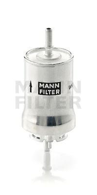 WK 59 x Fuel Supply System Fuel filter