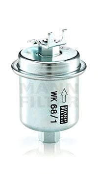 WK 68/1 x Fuel Supply System Fuel filter