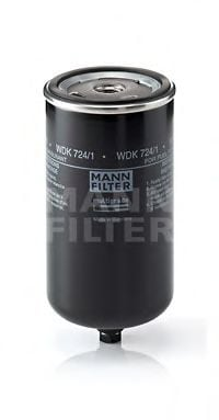 WDK 724/1 Fuel Supply System Fuel filter