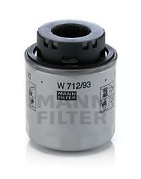 W 712/93 Lubrication Oil Filter