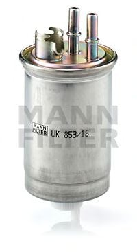 WK 853/18 Fuel Supply System Fuel filter
