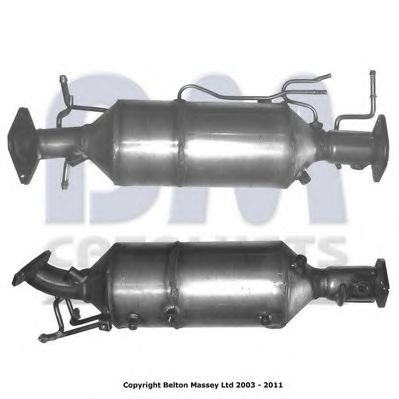 BM11043H Soot/Particulate Filter, exhaust system