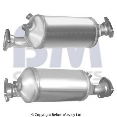 BM11032P Soot/Particulate Filter, exhaust system