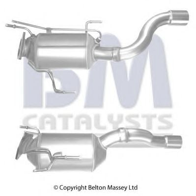BM11175P Soot/Particulate Filter, exhaust system