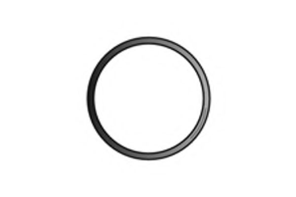 X75127 Gasket, exhaust pipe