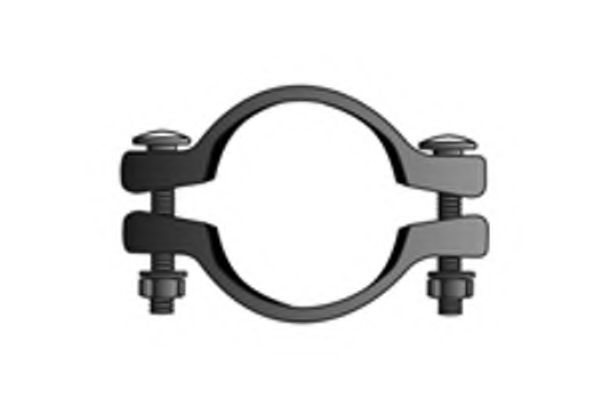 X93269 Clamp, exhaust system