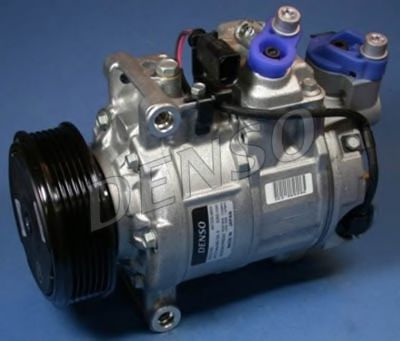 DCP02014 Compressor, air conditioning