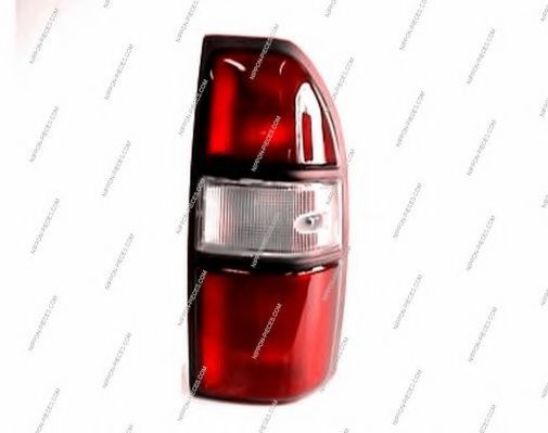 T760A40 Taillight