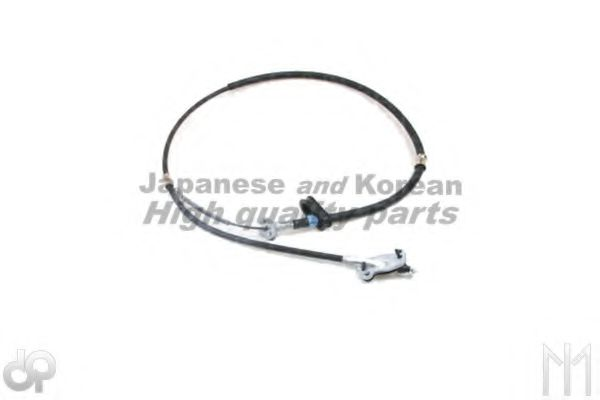 0003-7260 Cable, parking brake