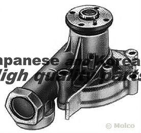 0453-6105 Cooling System Water Pump