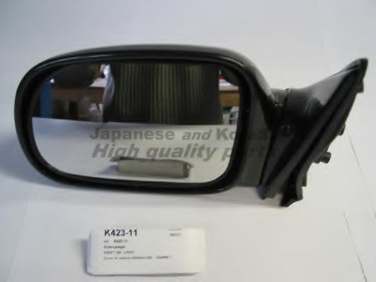 K423-11 Outside Mirror, driver cab