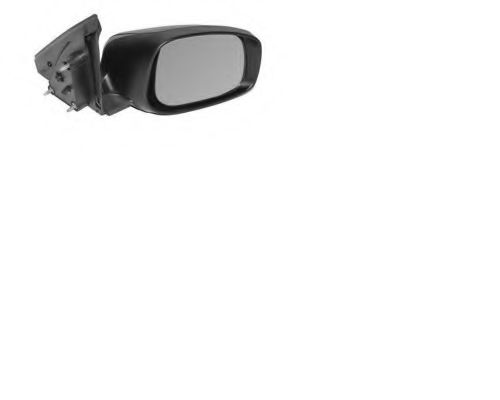 K426-12 Outside Mirror, driver cab