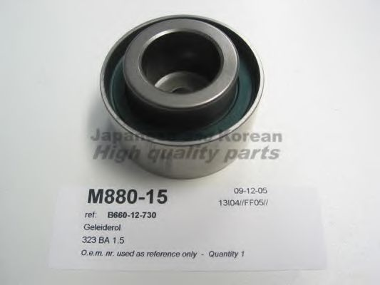 M880-15 Deflection/Guide Pulley, timing belt