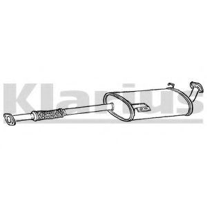 250479 Middle Silencer