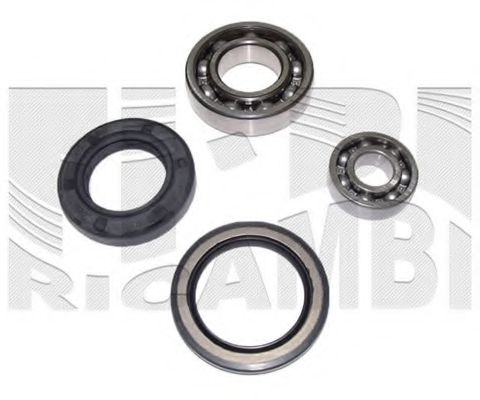 RC2212 Coil Spring