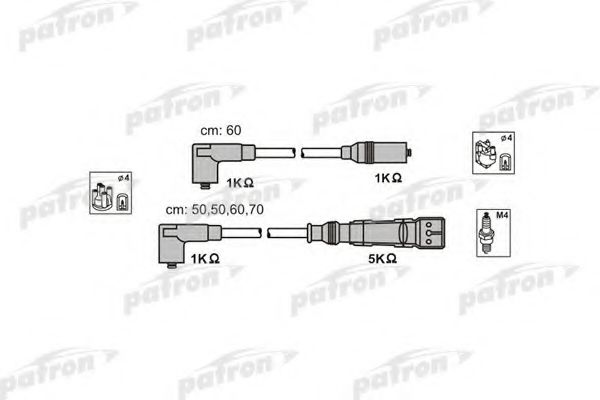 PSCI1013 Ignition Cable Kit