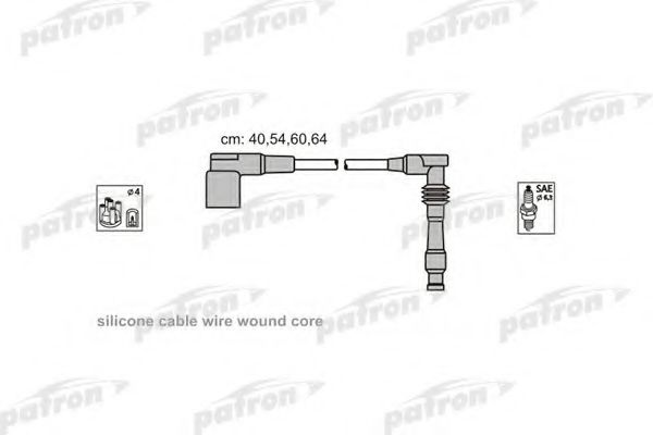 PSCI2004 Ignition Cable Kit
