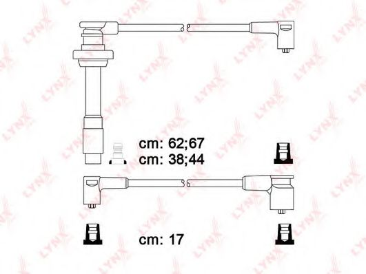 SPC5711 Ignition Cable Kit