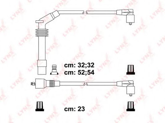 SPC5936 Ignition Cable Kit