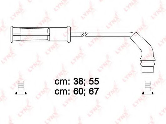 SPC6319 Ignition Cable Kit