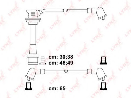 SPC7527 Ignition Cable Kit