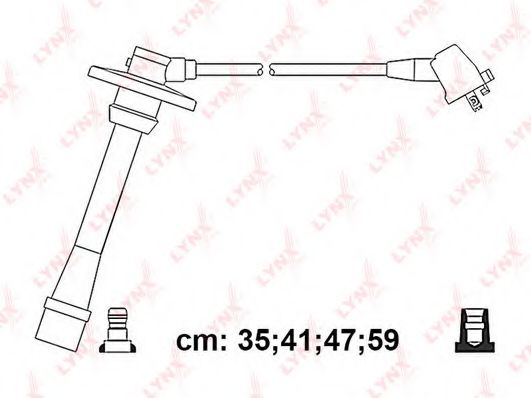SPC7570 Ignition Cable Kit