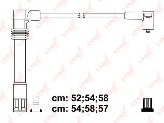SPC8035 Ignition Cable Kit
