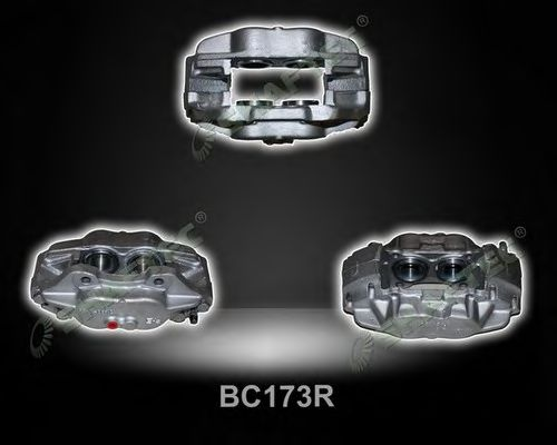 BC173R Cable, parking brake