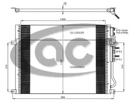 300680 Ignition Cable Kit
