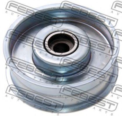 0488-CW6W Deflection/Guide Pulley, timing belt