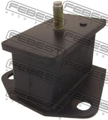 MM-02 Engine Mounting