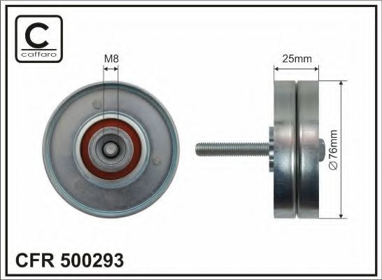 500293 Joint, propshaft