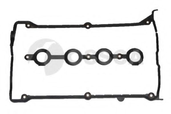 00465 Cylinder Head Gasket Set, cylinder head cover