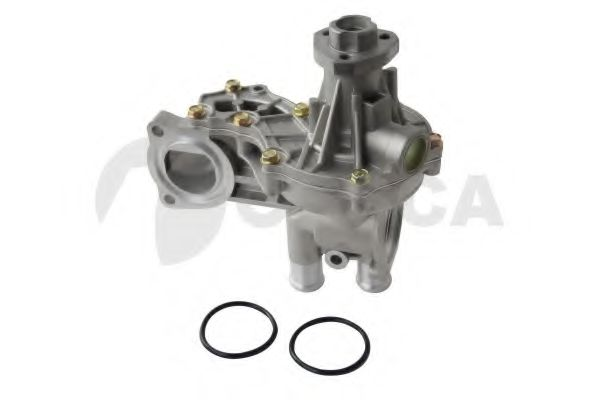 01654 Cooling System Water Pump