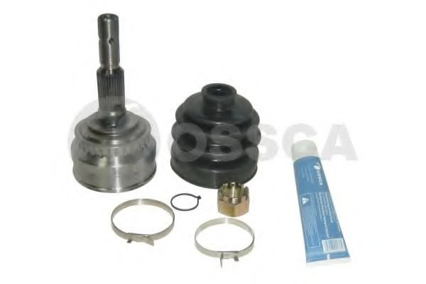 04075 Exhaust System End Silencer