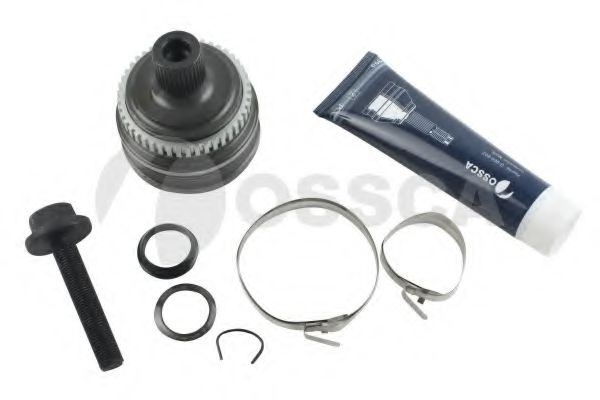05173 Wheel Suspension Control Arm-/Trailing Arm Bush