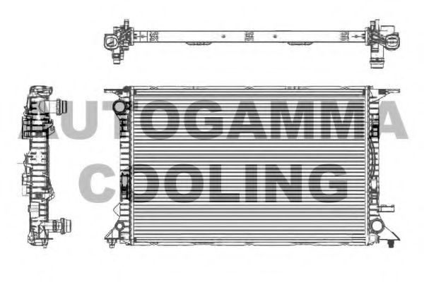 105158 Cable, parking brake