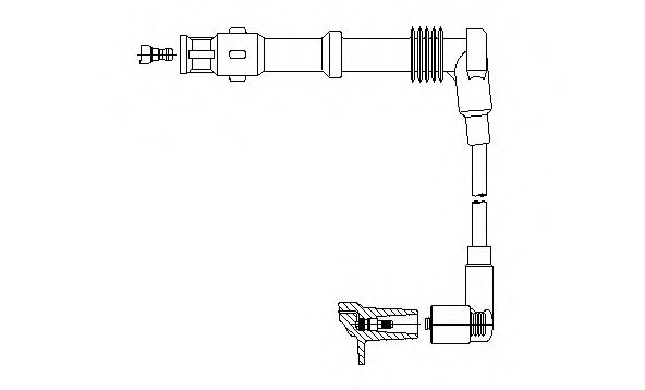 112/75 Belt Drive Tensioner Lever, v-ribbed belt