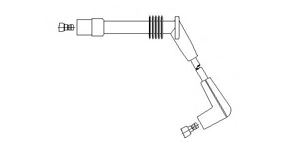 375/55 Ignition System Ignition Coil