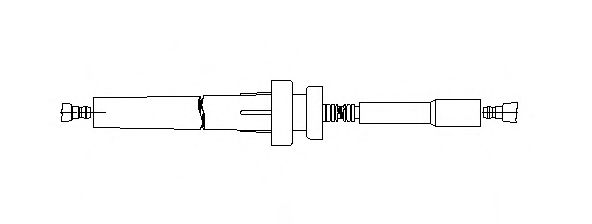 3A62E31 Ignition System Ignition Cable