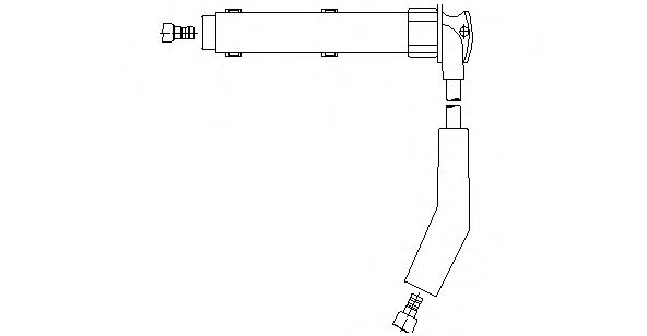 469/60 Wheel Suspension Track Control Arm